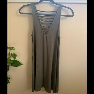 Rue21 Army Green Dress